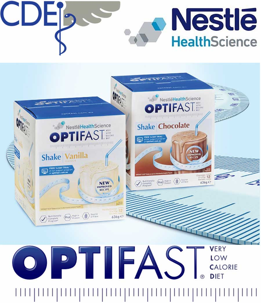 The CDE-OPTIFAST® Weight Loss Programme